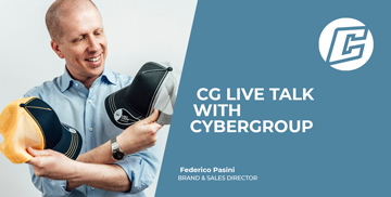 Atlantis joins Cybergroup on CG Live Talk